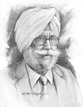 Prof Harbans Singh