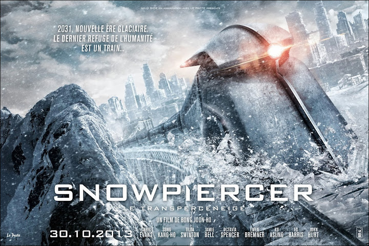 Snowpiercer Wallpaper
