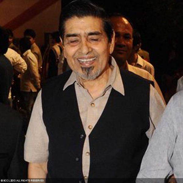 Jagdish Tytler during the wedding ceremony of Ragini and Ashok, held in Delhi.