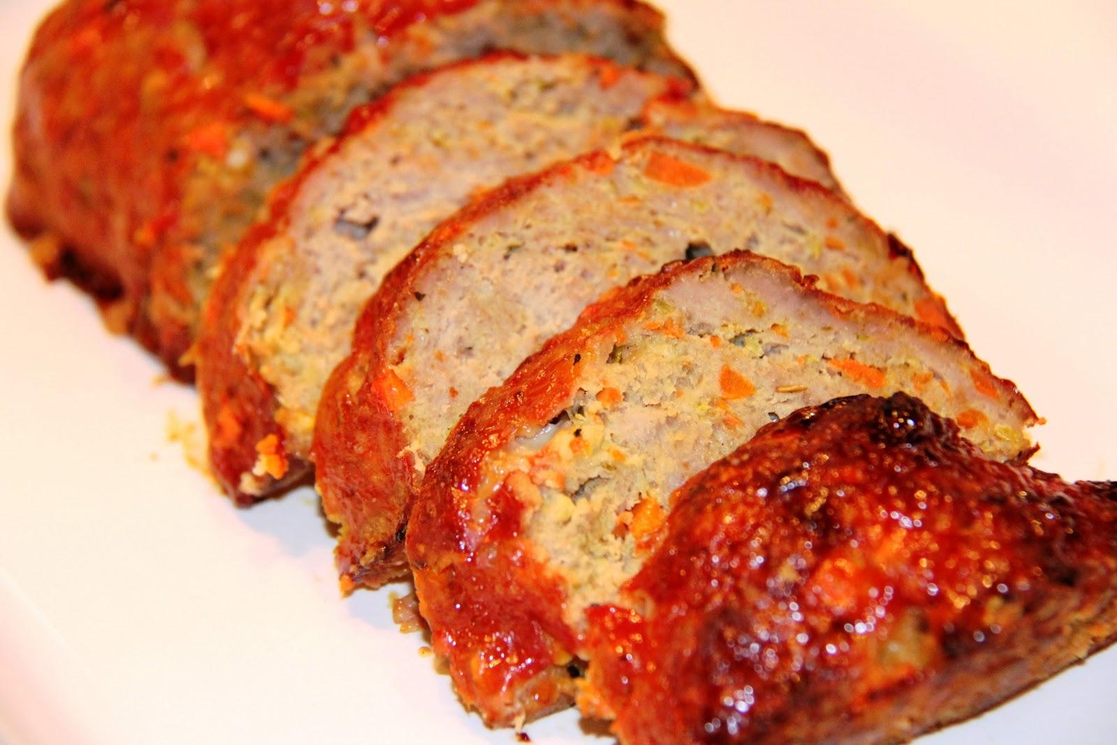 Turkey Meatloaf Meal Turkey Meatloaf Recipe