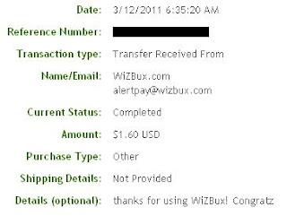 Pagamento WizBux - PTCs em Prática