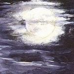 Clair de lune sur le port de Boulogne (fragment) - E. Manet