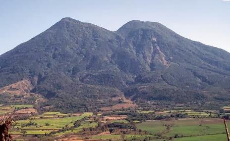 Volcán de San Vicente o Chinchontepeq