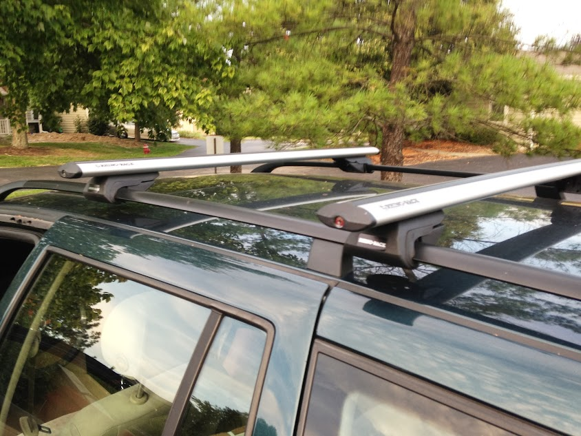 Vwvortex Com Fs Oh Jetta Mkiv Wagon Roof Rack Cross Bars