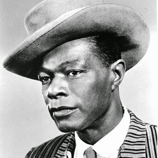 Nat King Cole's last movie Cat Ballou released four months after his death in 1965.