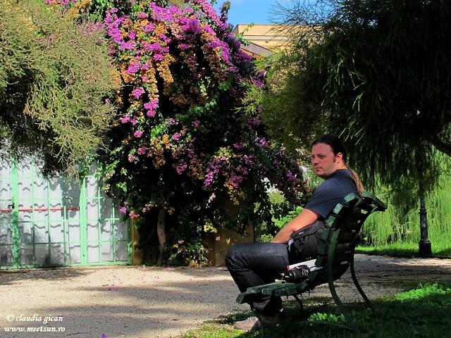 Roma - gradina botanica