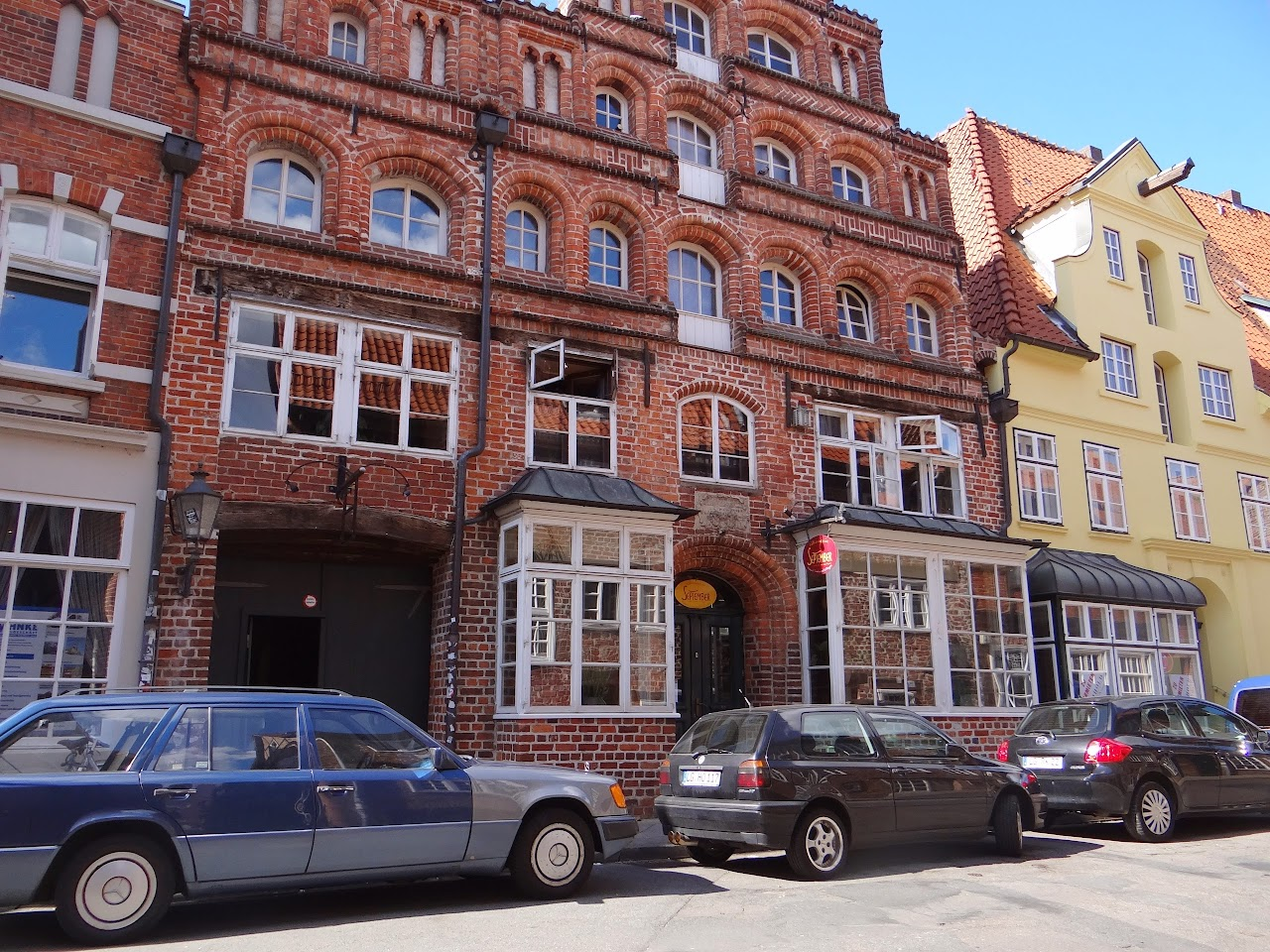 Люнебург сентябрь 2015 года.
