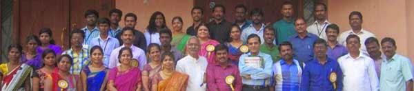 இலக்கிய மாநாடு - யாதுமாகி 2015