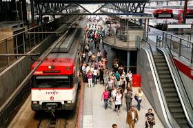 Encuesta domiciliaria sobre hábitos de transporte en la región entre 2017 y 2019