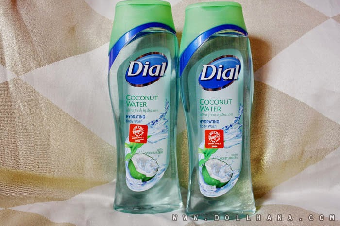 review Dial Coconut Water Hydrating Body Wash beauty blog philippines