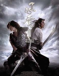Phong Vân 2 - Kiếm Thế - Storm Warriors poster