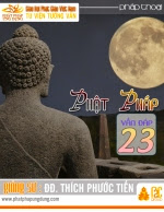 Phật Pháp Vấn Đáp Kỳ 23