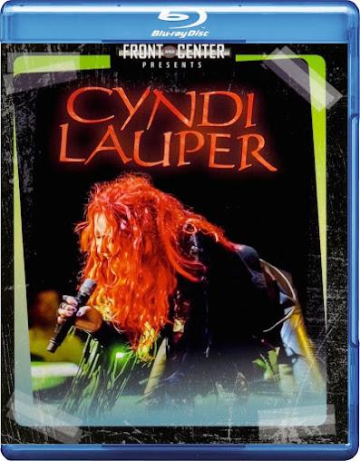 Front & Center Presents Cyndi Lauper [BD25]