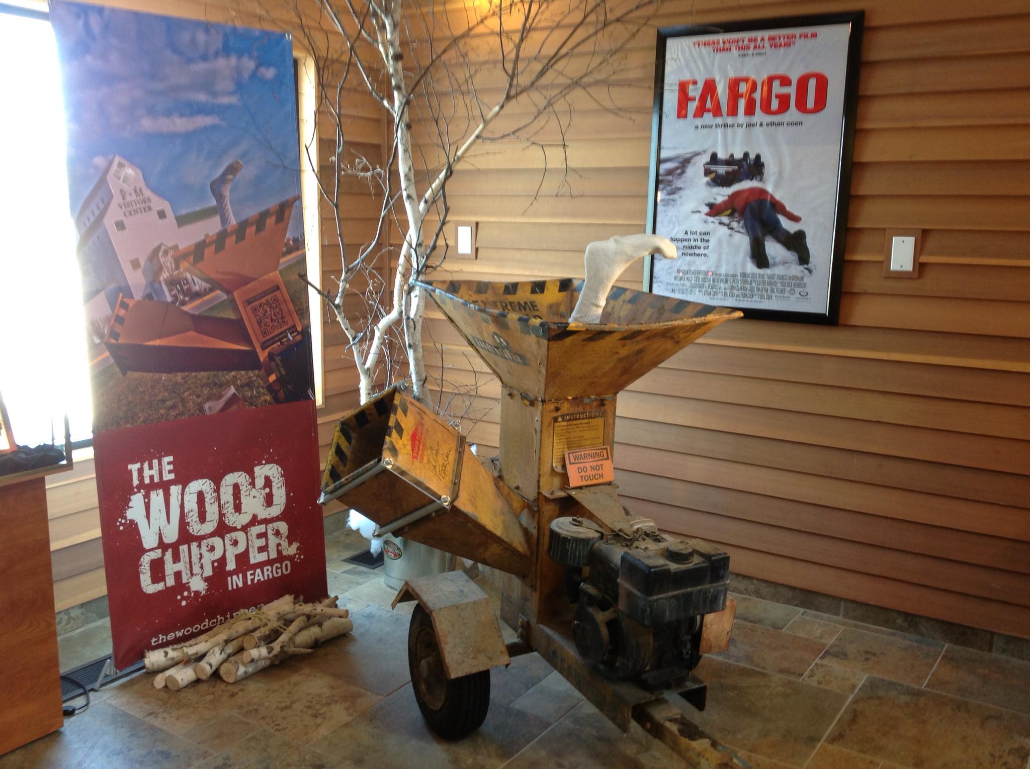 We arrive in north dakota rich and kathy 39 s adventures for U motors fargo north dakota