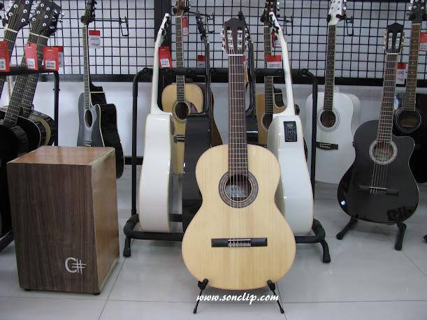 Đàn Guitar Classic - Almansa 402