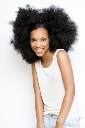 cabello afro cuidado sano bonito champu lavado largo