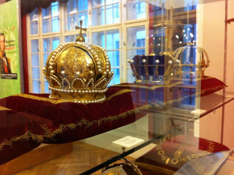 Corona sisí emperatriz