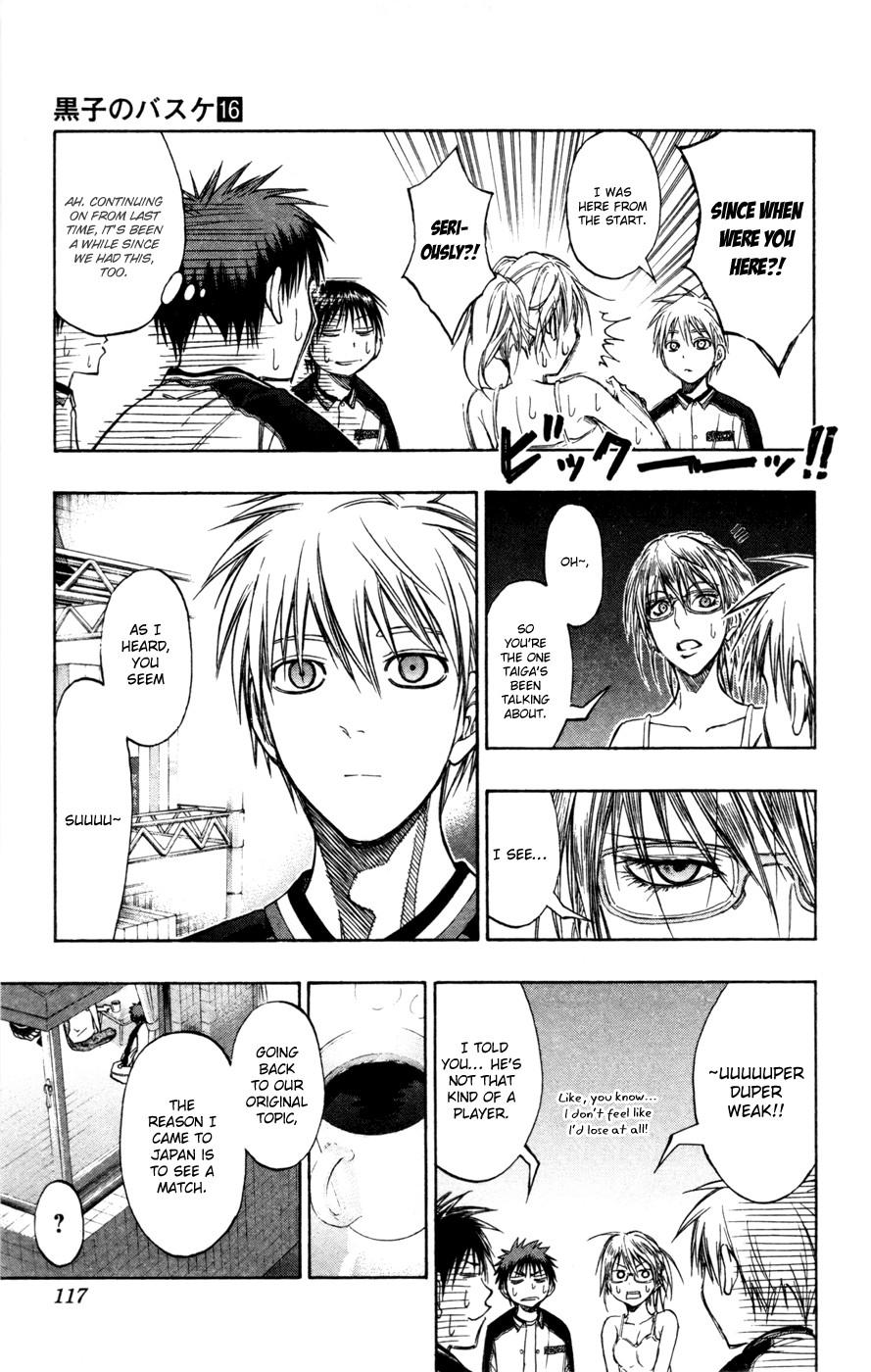 Kuroko no Basket Manga Chapter 141 - Image 07