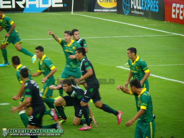 FOTOS PARTIDO  BANFIELD