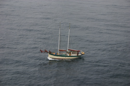the annette classic gaff ketch yacht delivery