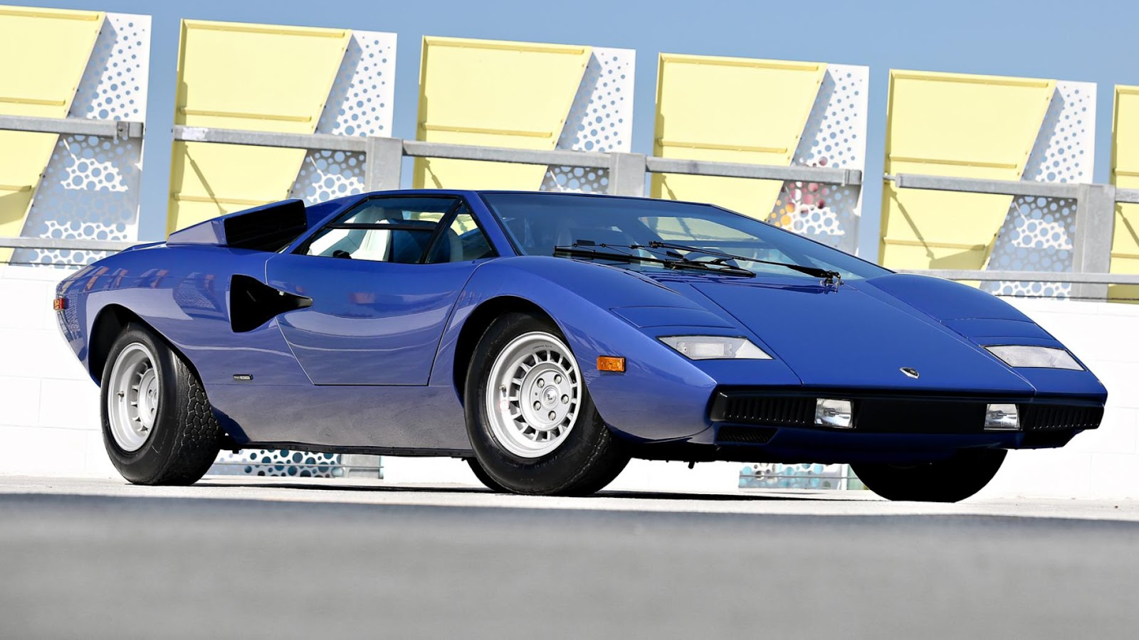"1976 Lamborghini Countach LP400 ""Periscopica"""