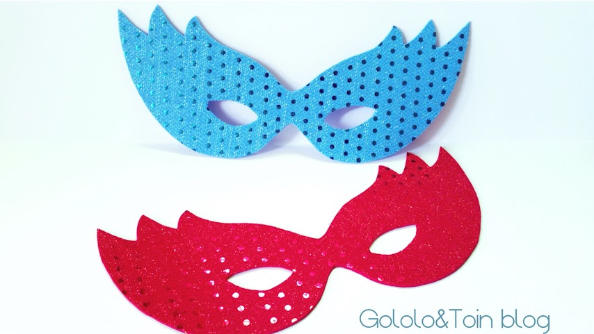 cómo hacer máscara veneciana para carnaval