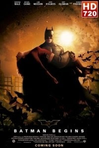 Batman Inicia HD LATINO
