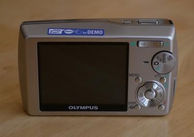 Olympus Stylus 1000