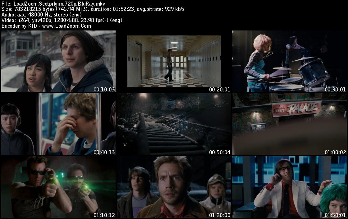 movie screenshot of Scott Pilgrim vs. the World fdmovie.com