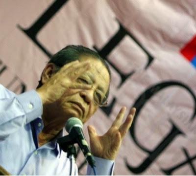 MEROYAN Kit Siang Tuduh Menteri Terlibat Fitnah Bapa Rusuhan Kaum