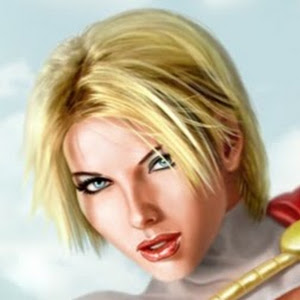Who is Power Girl?