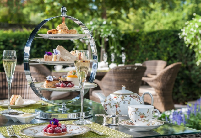 Afternoon Tea At The Four Seasons London The Afternoon