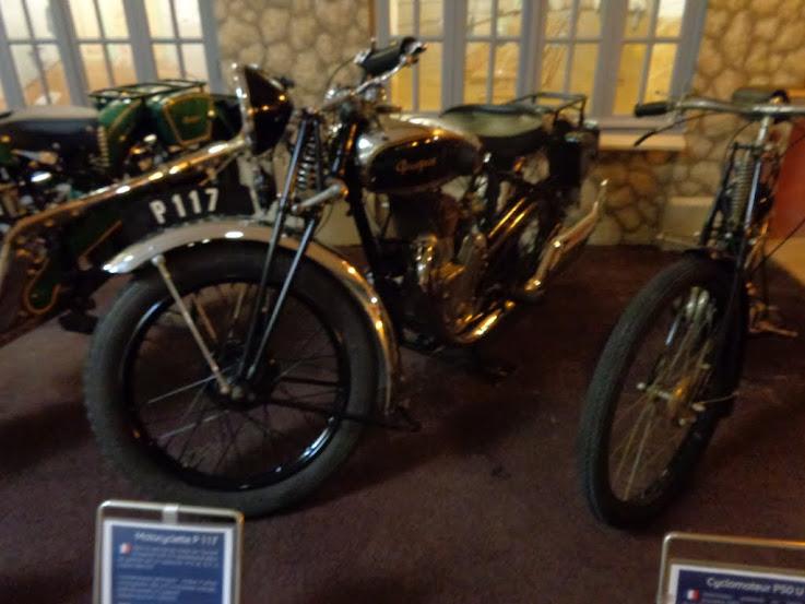 Musée de l'aventure Peugeot à Sochaux DSC01231