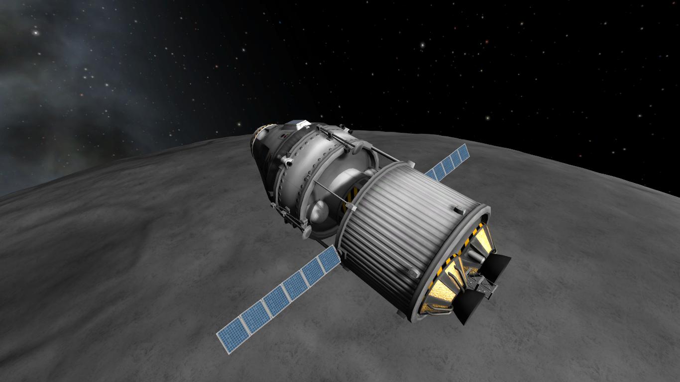 kerbal space program mun lander - photo #27