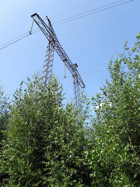 500 kV ЛЭП