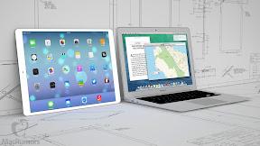 MacBook Airと大画面iPadのイメージ