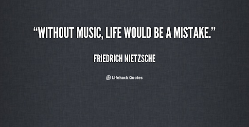 Friedrich Nietzsche without Music Life Would Be a Mistake