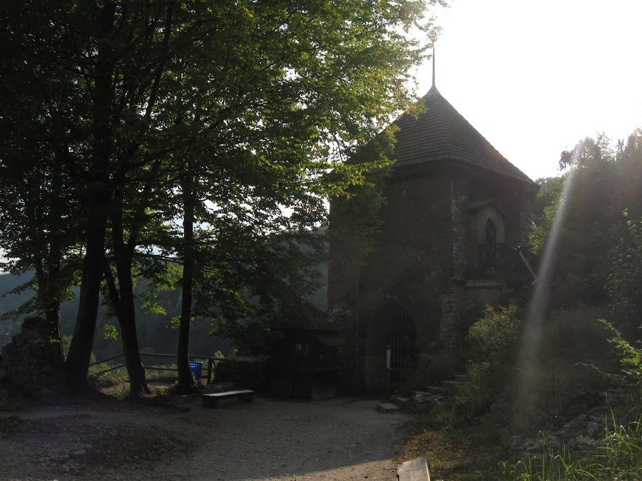 Baszta zamku