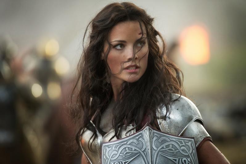 Jaimie Alexander as Sif in Thor: The Dark World #ThorDarkWorldEvent