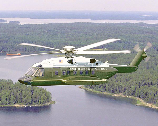 Marine One - Aviafora