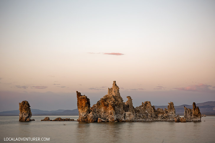 California Road Trips - Mono Lake Tufa Towers.