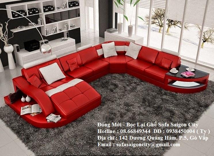 Bọc ghế nệm quận Bình Thạnh -  Bọc ghế sofa quận Gò Vấp - Phú Nhuận - Quận 12 - 1