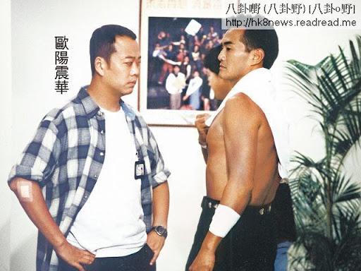 王俊棠演《陀槍師姐》