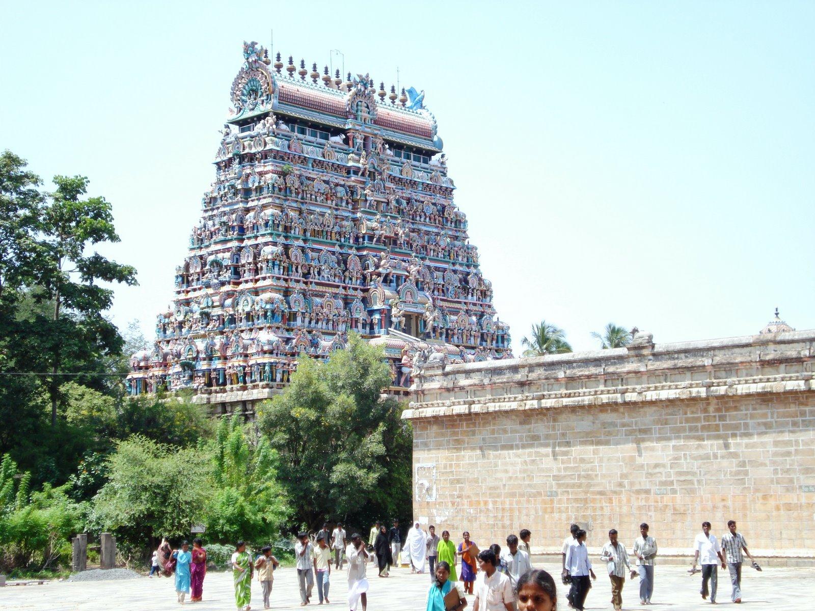 Sri Govindaraja Perumal Temple (Thiruchithrakoodam), Thanjavur - Divya Desam 27