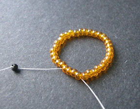 Tubular Peyote Stitch Tutorial