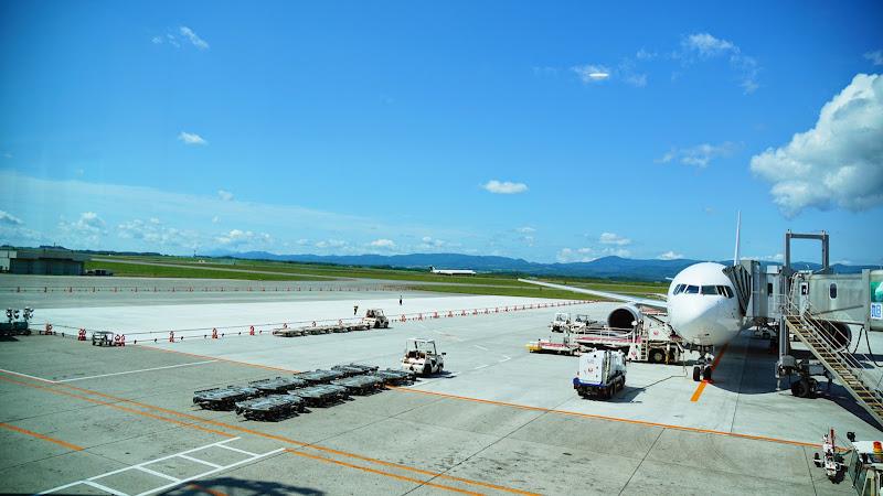旭川空港 写真1