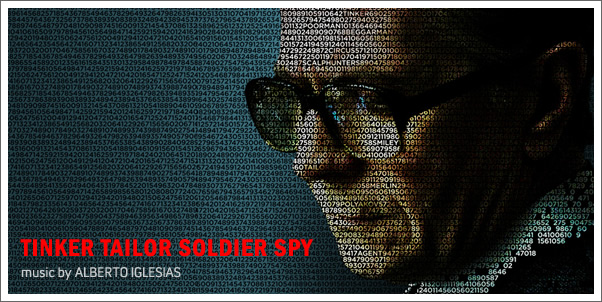 Tinker, Tailor, Soldier, Spy (Soundtrack) by Alberto Iglesias - Review