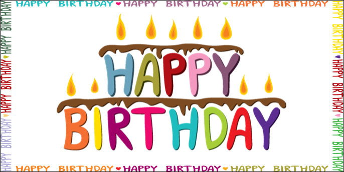 Poster Template » Birthday Poster Template - Poster Template ...