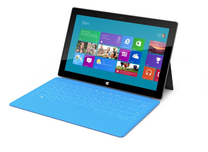 Ten reasons to buy a Microsoft Surface instead of an Apple iPad