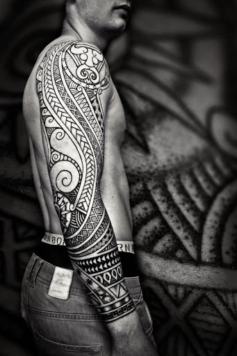 55 Awesome Sleeve Tattoos Ideas And Designs